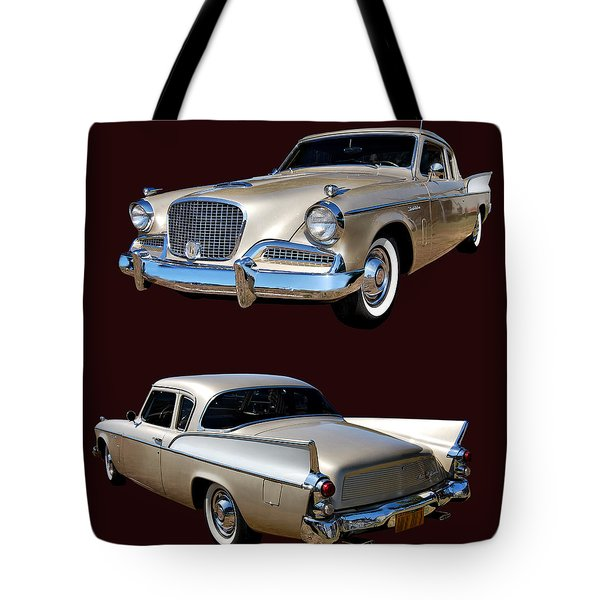 Silverhawk Tote Bag by Bill Dutting