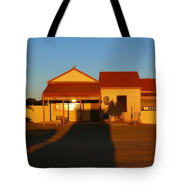 Silverton Tote Bag by Evelyn Tambour