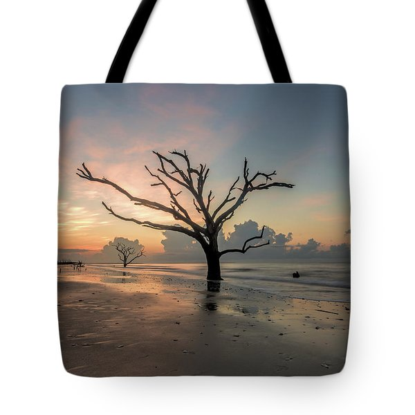 Silvia's Tree Tote Bag by Robert Loe