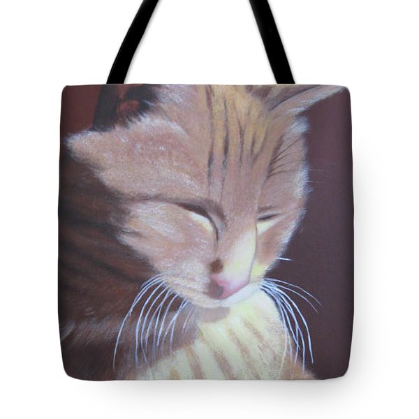 Simba, Best Cat. Tote Bag