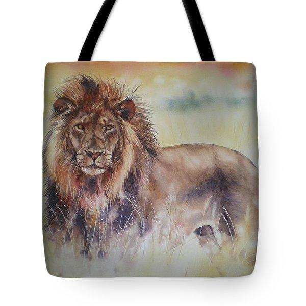 Simba Tote Bag