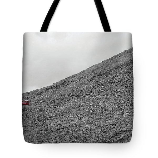 Simmon's Vision Tote Bag