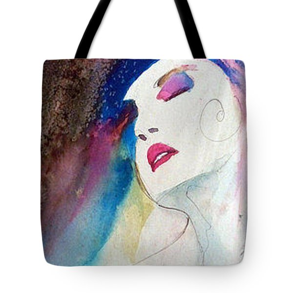 Simonne Tote Bag by Ed Heaton