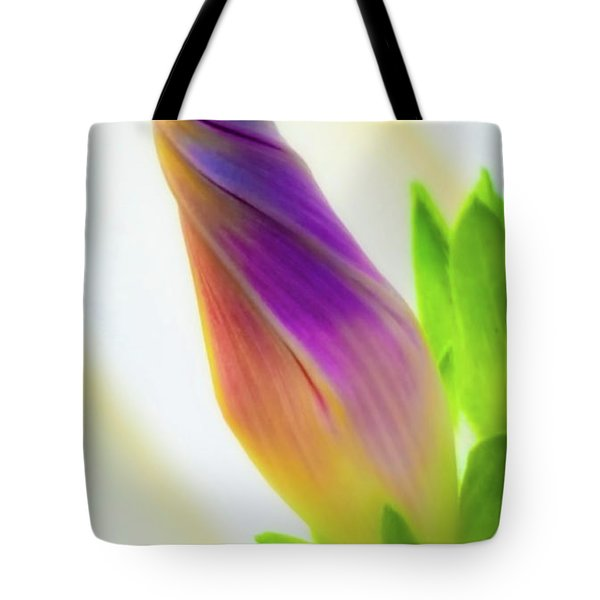 Simple Beauty Tote Bag by Bruce Carpenter