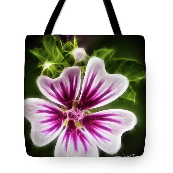Simple Beauty Tote Bag by Joann Copeland-Paul