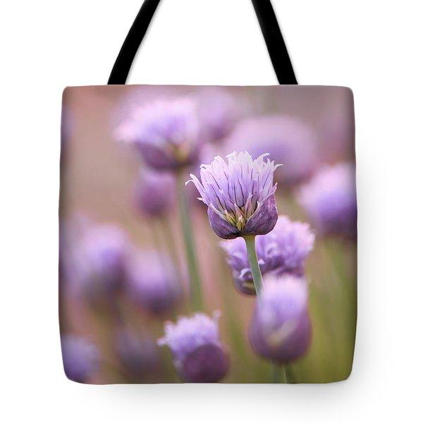 Simple Flowers Tote Bag