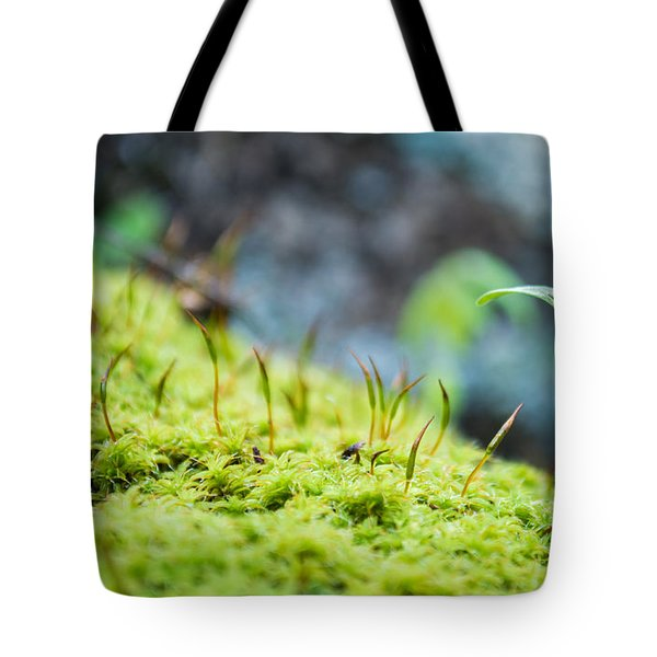 Simple Sprout Tote Bag