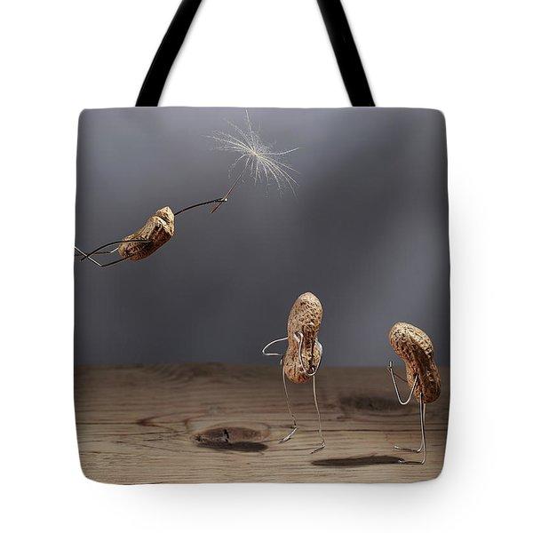 Simple Things - Flying Tote Bag