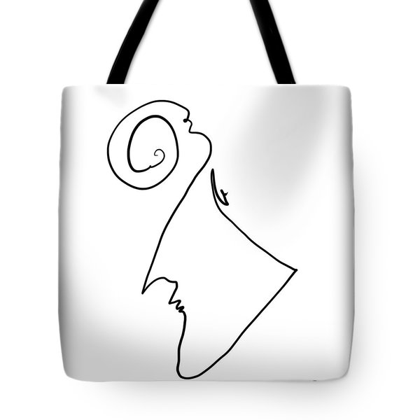 Simple Thought Tote Bag