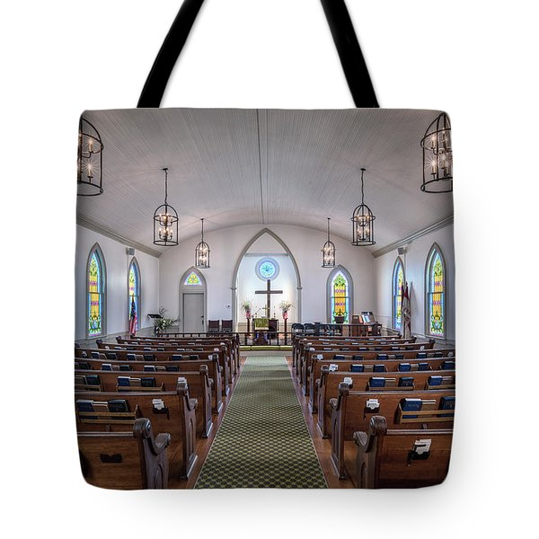 Simple Worship Tote Bag