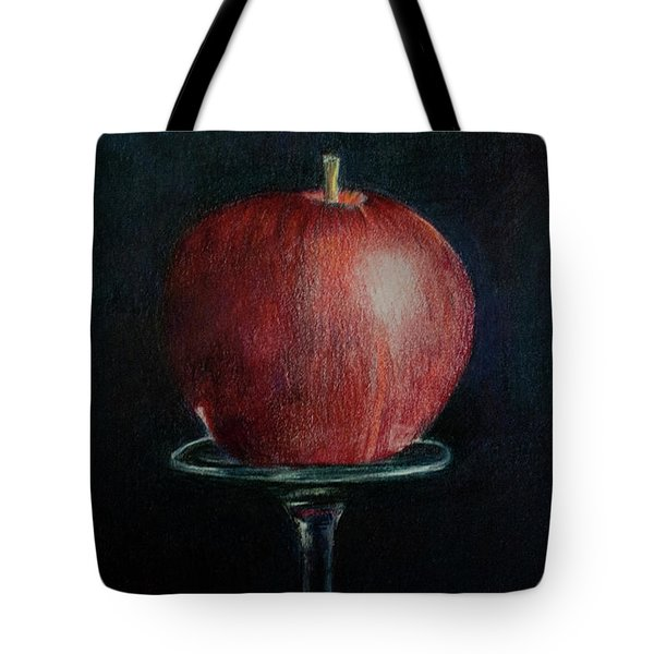 Simply An Apple Tote Bag