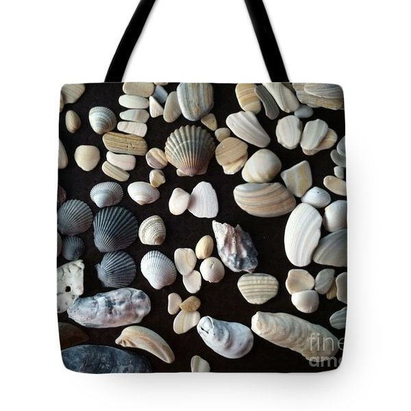 Simply Seashells Tote Bag