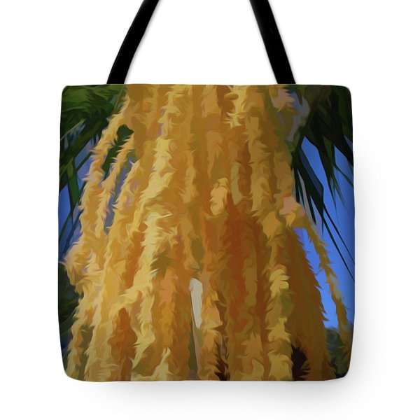 Tote Bag featuring the photograph Simply Soft Cascading Seed Pod by Aimee L Maher Photography and Art Visit ALMGallerydotcom