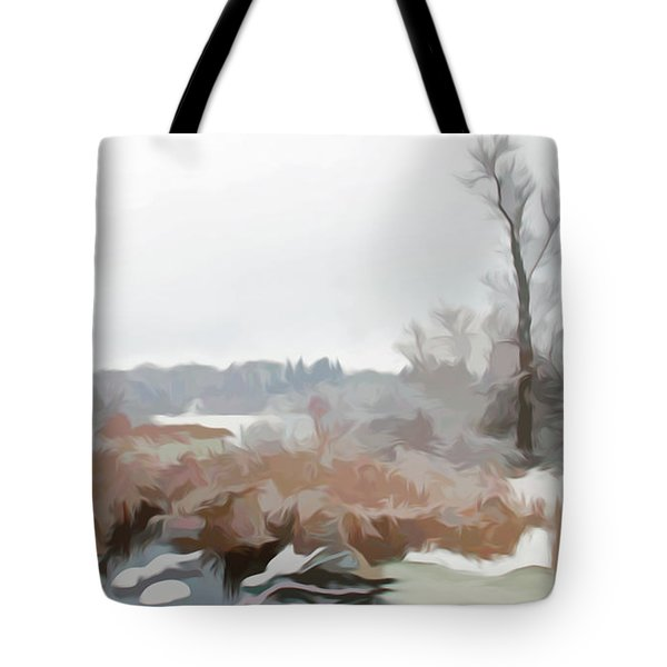 Tote Bag featuring the photograph Simply Soft Winters Glory by Aimee L Maher Photography and Art Visit ALMGallerydotcom