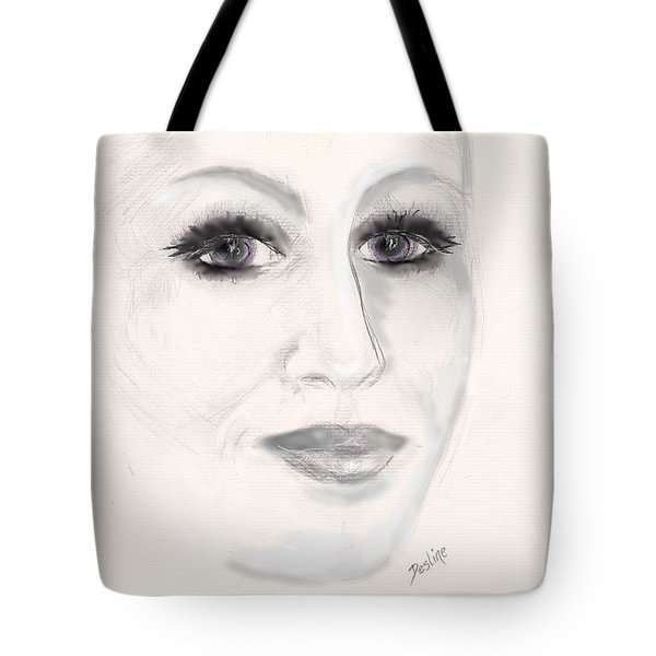 Simply Woman Tote Bag by Desline Vitto