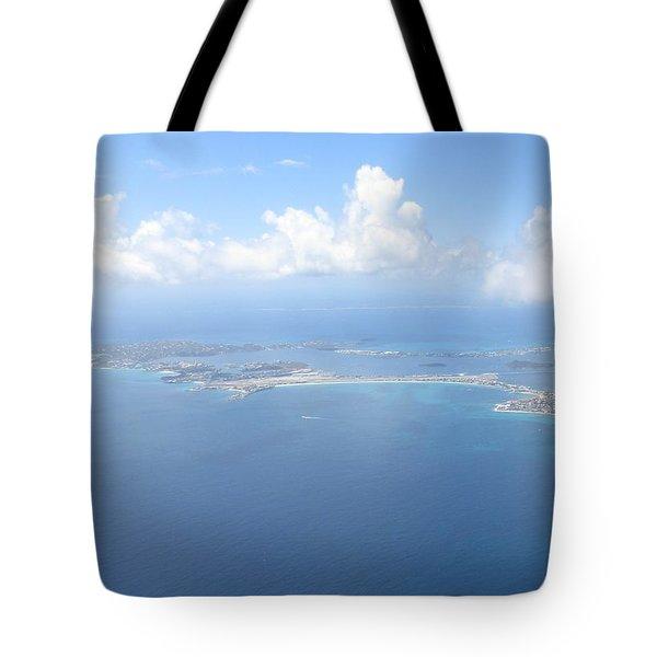 Simpson Bay St. Maarten Tote Bag