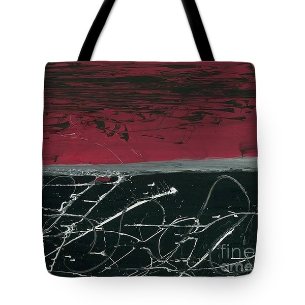 Simultanious Duality  Tote Bag by Talisa Hartley
