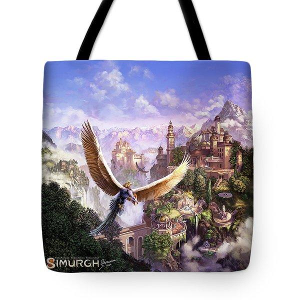 Simurgh Tote Bag