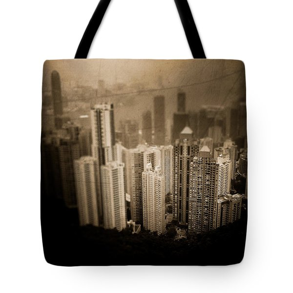 Sin City Tote Bag by Loriental Photography