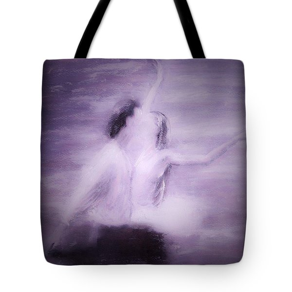 Swan Lake Tote Bag