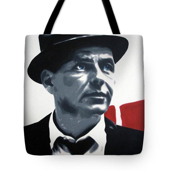 Sinatra Tote Bag
