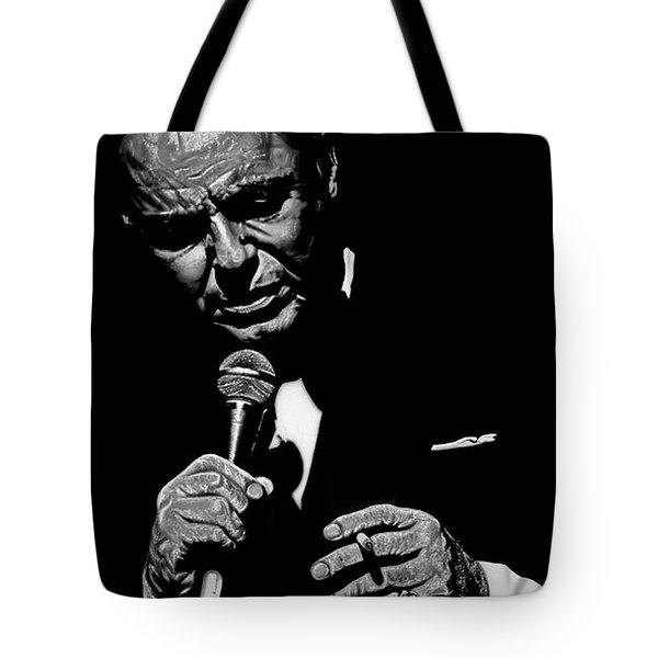Sinatra The Chairman Of The Board  No Signature Tote Bag