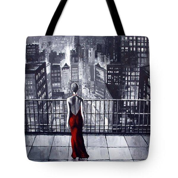 Sincity Tote Bag