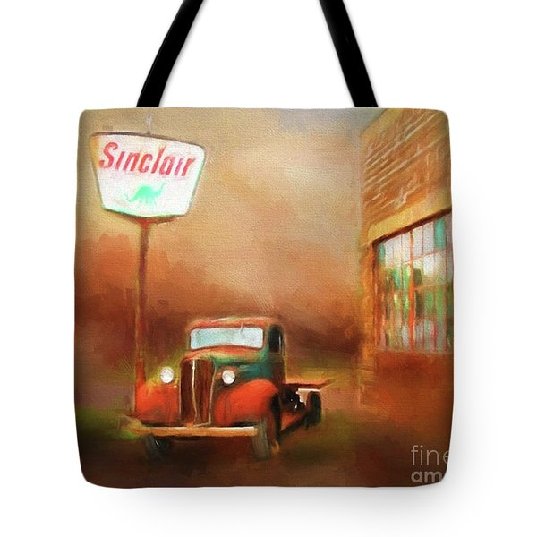 Sinclair Tote Bag