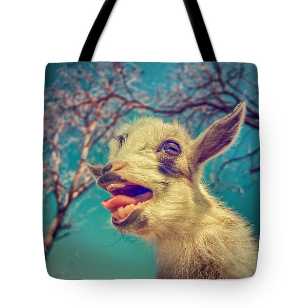 Sing It Again Tote Bag