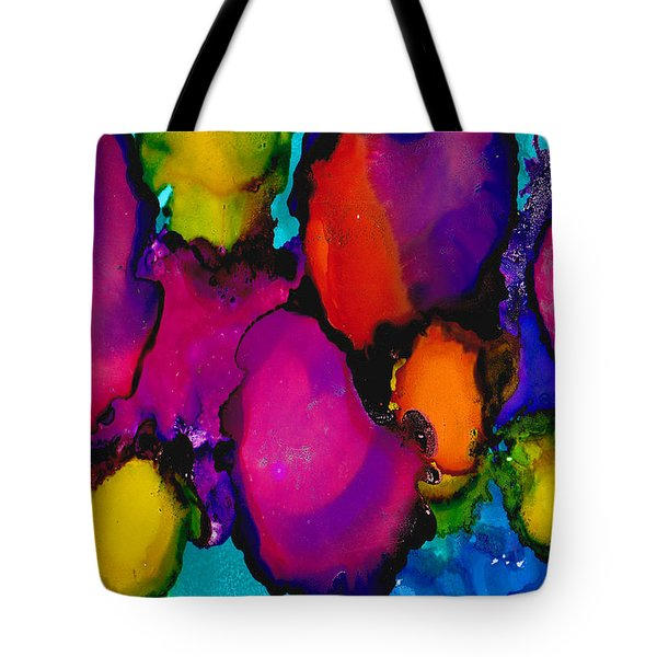 Sing Of Joy Tote Bag