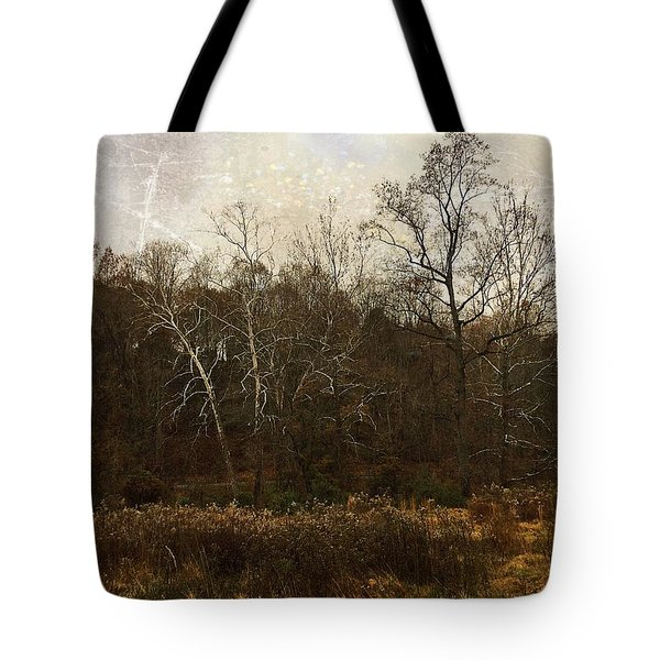 Sing To Me Autumn Tote Bag