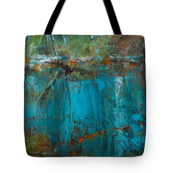 Singin' With Blues Tote Bag