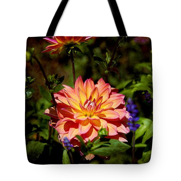 Singing A Song Tote Bag
