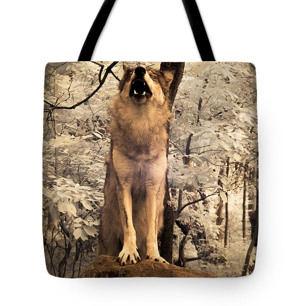 Singing A Soulful Tune Tote Bag