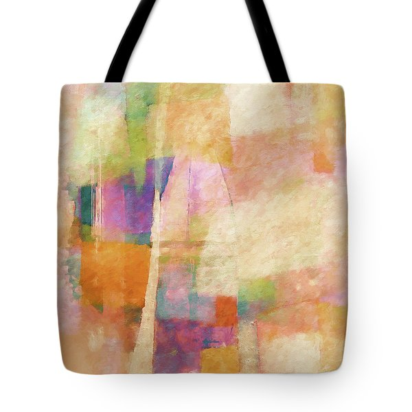 Singing Light Tote Bag