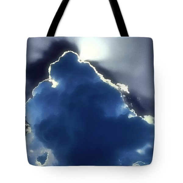 Singing Out Tote Bag