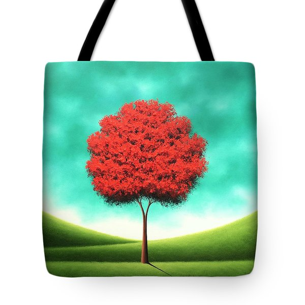 Singing The Day Tote Bag