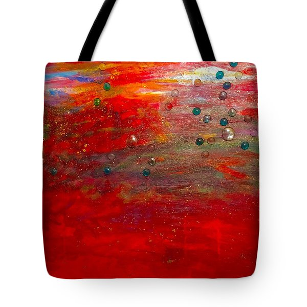 Singing With Passion Tote Bag