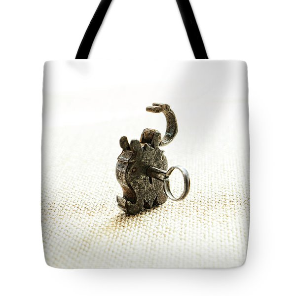 Single And Open Tote Bag