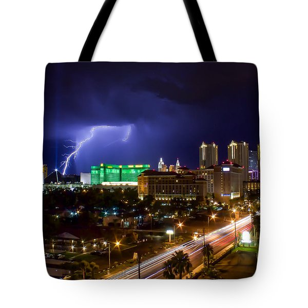 Single Beauty Of Nature Tote Bag by Michael Rogers