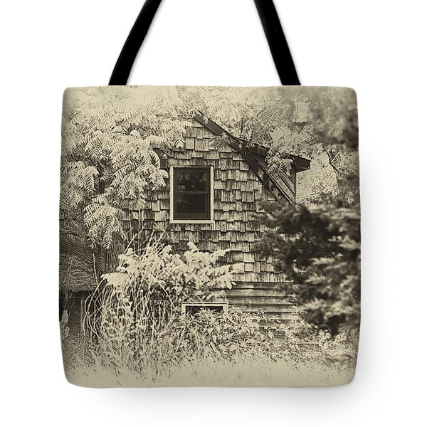 Single View Tote Bag by Tamera James