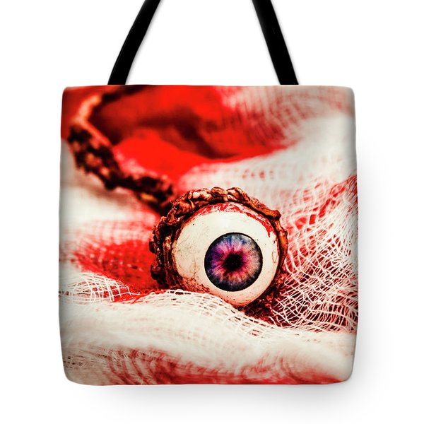 Sinister Sight Tote Bag
