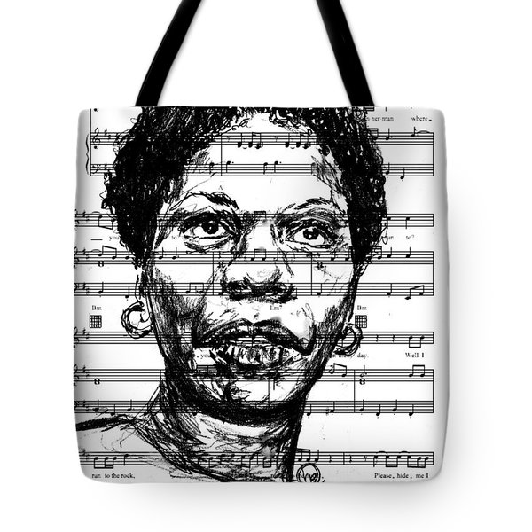 Sinnerman Tote Bag