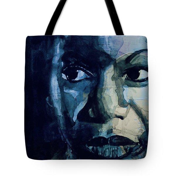 Sinnerman - Nina Simone Tote Bag