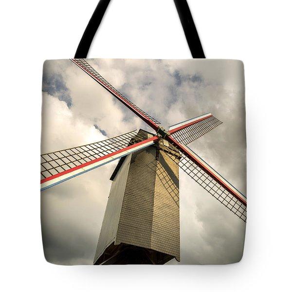 Sint Janshuismolen Windmill 2 Tote Bag