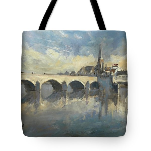Sint Servaas Bridge Maastricht Tote Bag