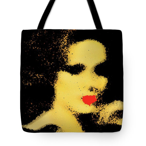 Sinthia Tote Bag by Empty Wall