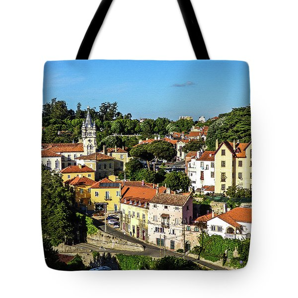 Sintra - The Most Romantic Village Of Portugal Tote Bag