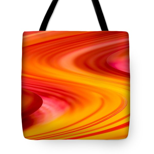 Sinuous I Tote Bag
