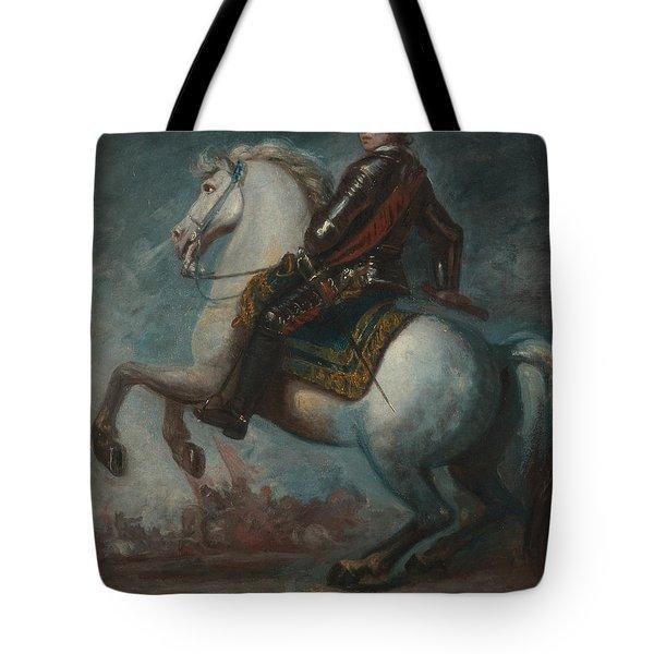 Sir Jeffrey Amherst Tote Bag